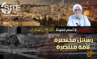 "AQ Leader Zawahiri Slams Hamas' ""Document of General Principles and Policies,"" Urges Palestinians Reject ""Traitors"""
