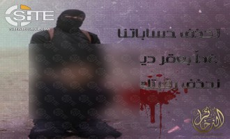 Pro-IS Group Depicts Telegram Founder as IS Captive