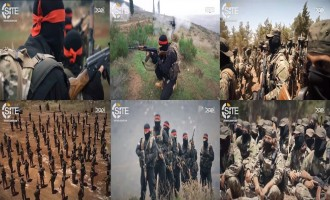 "Amjad Video Features Training Footage of HTS' Elite ""Red Bands"" Military Camp"