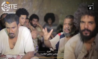 IS Releases New Footage of AQAP Captives in al-Bayda', Identifies 13 Fighters Killed by AQ Branch