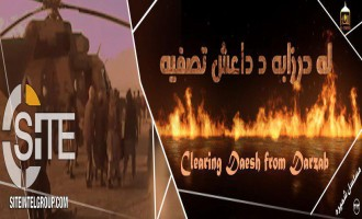 Afghan Taliban Documents in Video its Purging IS Fighters from Jowzjan's Darzab District