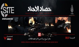 IS' al-Hayat Media Releases 1st Episode in Statistical Breakdown of IS Operations (July 26-August 1)