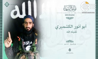 IS' Khorasan Province Identifies Militant Killed in Srinagar as One if its Fighters