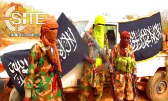 AQ Fighters Announce Presence in Burkina Faso in Video