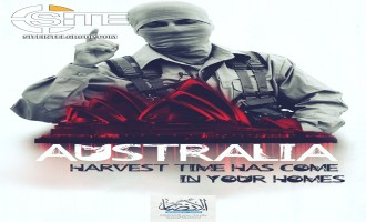 IS-linked Group Raises Specter of Threat to Australia in Posters