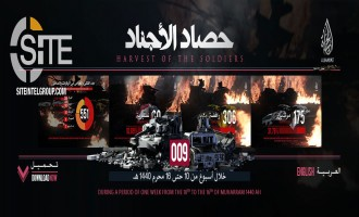 IS' al-Hayat Identifies 551 Casualties in 128 Attacks in Statistical Breakdown of Ops (September 20-26)