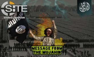 Pro-IS Group Refers to Hitler and WW2 in Challenging U.S. to Defeat IS