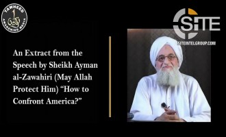 Pro-AQ Group Highlights Zawahiri's Words on Kashmir in Video
