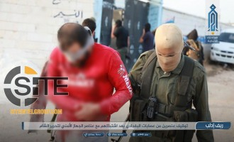 Video of HTS Operation Shows IS Fighters Killed in Clash