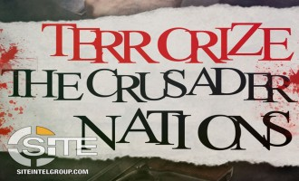 "IS-linked Group Incites to ""Terrorize"" Western States in Blood-Spattered Poster"