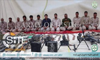 Balochistan Jihadist Group Captures Iranian Special Forces and Revolutionary Guards