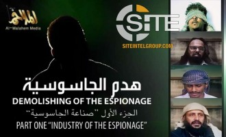 "AQAP Video Uses Confessions of Alleged Saudi Intelligence Spies to Examine Espionage ""Industry"""