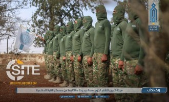HTS Shows Graduates from Training Camp in Northern idlib