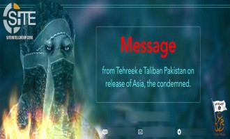 TTP Vows Revenge for Acquittal of Pakistani Christian Woman on Blasphemy Charge