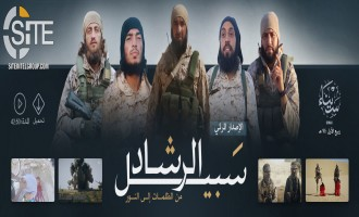 IS Fighters Identifying as Former Egyptian Army Officers Call Soldiers to Leave Military, Threaten Israel in Video