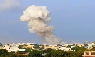 Shabaab Claims Two Suicide Bombings and Raid at Sahafi Hotel in Somali Capital