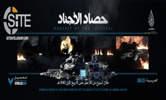 IS' al-Hayat Identifies 205 Casualties in 67 Attacks in Statistical Breakdown of Ops (November 8-14)