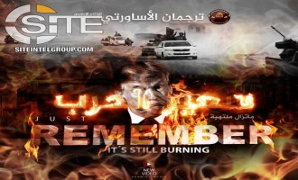 "IS-linked Group Warns that Despite Trump Pullout from Syria, ""Flames of War"" Will Still Come to America"