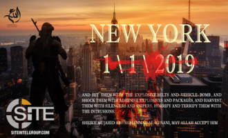 New Year's Eve Attacks on New York City Threatened by IS-Linked Groups