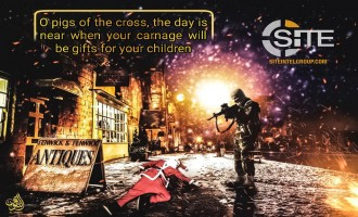 Pro-IS Facebook Page Incites Violence During Christmas Holiday