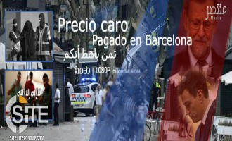 IS-aligned Group Releases Spanish-narrated Video Threatening Attacks in Barcelona