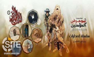 AQ-aligned Coalition in Syria Showcases Attacks by Sniper Brigade in Video