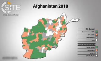 "Afghan Taliban Calls 2018 the ""Year of Collapse of Trump's Strategy,"" Claims 10,638 Attacks"