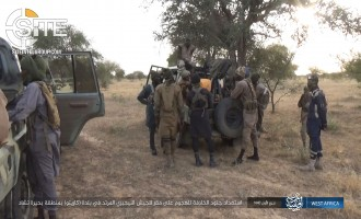 IS' West Africa Province Claims Attacking Nigerian Military Barracks, Ambushing Vehicles in Borno