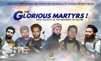 Ansar Ghazwat-ul-Hind Confirms Death of Deputy Leader and Five Other Fighters in Clash in Pulwama