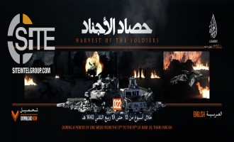 IS' al-Hayat Identifies 175 Casualties in 58 Attacks in Statistical Breakdown of Ops (December 20-26)