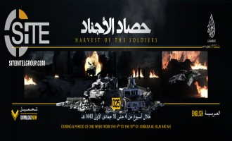 IS' al-Hayat Identifies 200 Casualties in 74 Attacks in Statistical Breakdown of Ops (Jan 10-16)