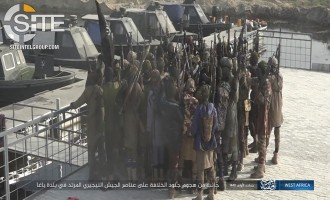 IS' West Africa Province Releases 2nd Photo Report on Baga Attack and its Aftermath