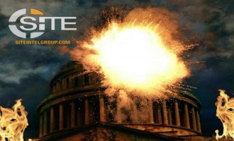 IS-Linked Graphics Incite for Attacks Targeting U.S. President Trump & Capitol Building