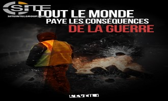 IS-aligned French Group Incites for Attacks, Portrays French Austerity Measures as Consequence of War