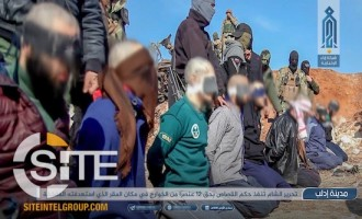 HTS Executes a Dozen IS Operatives in Retaliation for Fighters Killed