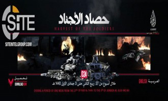 IS' al-Hayat Identifies 191 Casualties in 71 Attacks in Statistical Breakdown of Ops (January 3-9)