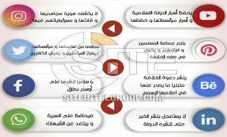 Pointing to 8 Social Media Platforms, IS-aligned Group Urges Supporters Promote IS Publications and its Call