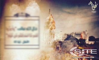 Depicting U.S. Capitol Building in Flames and Multiple Methods of Attack, IS-aligned Group Incites for Attacks