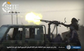 IS' West Africa Province Claims Killing 3 Nigerian Soldiers in Ambush Northeast of Maiduguri