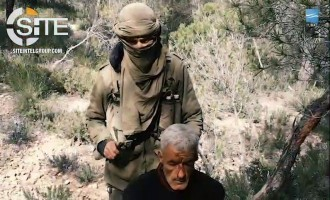 IS Media Affiliate Releases Video of Fighter Beheading Accused Spy in Tunisia