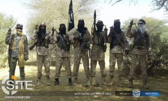 IS Publishes First Photo of its Fighters in Burkina Faso