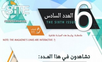 6th Issue of IS-linked Magazine Features Article Inciting Attacks in Bangladesh