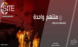 "IS-aligned Group Uses Footage of New Zealand Attack in Video Inciting Muslims to Attack ""Crusaders"""
