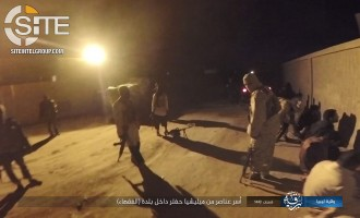 IS Divisions in Libya Publish Photos of Fuqaha Raid, Executing 6 Captives in Ghadduwah