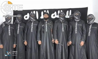 'Amaq Publishes Photo of Sri Lanka Attackers in Report on Operation
