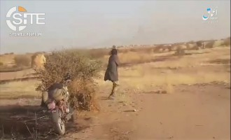 'Amaq Video Shows Armed Attack by IS Fighters on French Forces Near Mali-Niger Border