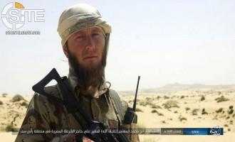 IS Claims 2-Man Suicide Raid in South Sinai, Participant Identified as German-Russian Fighter