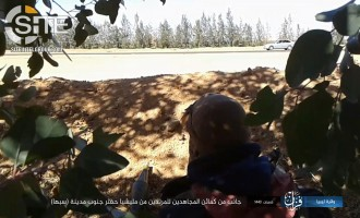 IS Photo Report from Libya Shows Ambush South of Sabha