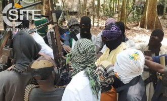 "IS Reports 4 Attacks in Congo in Naba 179 Publishes Photo of Fighters in its ""Central Africa Province"""