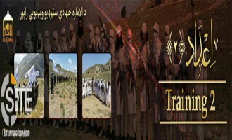 Afghan Taliban Video Shows Physical and Explosives Training of Fighters in Nangarhar